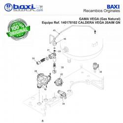 Gama vega baxistock s l for Roca calefaccion