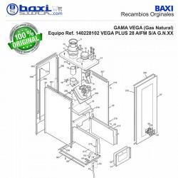 TAPÓN ASPIRACIÓN ALTAIS-NEOBIT PLUS 24/24F/POWER HT 50-70 PL