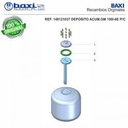 PLACA BOCA SUPERIOR GM-100-I-6-E/PC