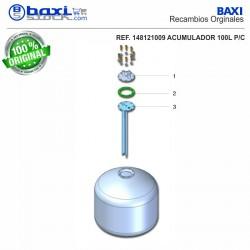 TAPA BOCA SUPERIOR GM 100 I/PC