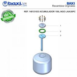 TAPA BOCA SUPERIOR GM 150 I 6 E/PC