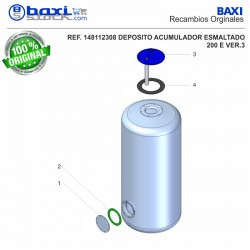 TAPA BOCA SUPERIOR 200-500E V.3 - AS300-500E v.2