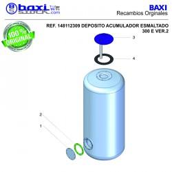 JUNTA BOCA LATERAL 200-500E - AS750(v.2012)