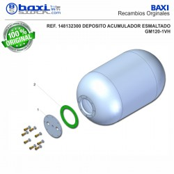 TAPA BOCA SUPERIOR GM 120-1VH