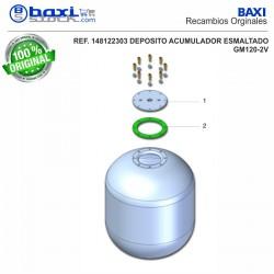 TAPA BOCA SUPERIOR GM 120-2V