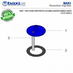 ÁNODO DE MAGNESIO L:250 80-150E -AS120(v.2012)