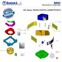 EXTENSION PLACA IQK60-70-110