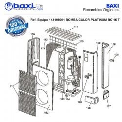 PANEL TRASERO INFERIOR BC 11-16