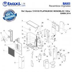 BOBINA VALVULA EXPANSION BC MONOBLOC 10