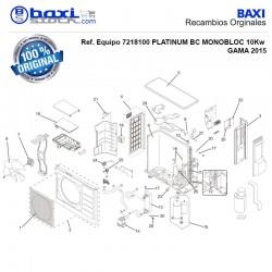 BOBINA VALVULA EXPANSION BC MONOBLOC 16