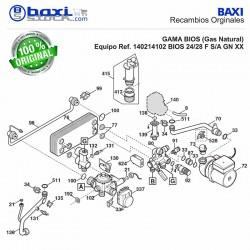 JUNTA 4,5X12X1,5 WRC BIOS (5u)