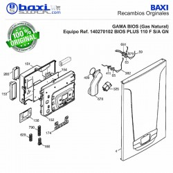 PANEL FRONTAL BIOS PLUS 90-110