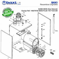 CAJON ESTANCO BIOS PLUS 90-110