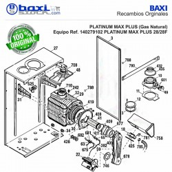 ADAPTADOR SALIDA HUMOS BIOS/PLATINUM COMPACT