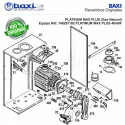 VENTILADOR PLATINUM MAX 40/40F PLUS