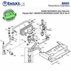 JUNTA 6,1X11,5X1,5 WRC DEIMOS/NEOBIT PLUS/PLATINUM COMP (5u)