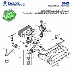 JUNTA 6,1X11,5X1,5 WRC DEIMOS/NEOBIT PLUS/ PLATINUM COMP (5u)