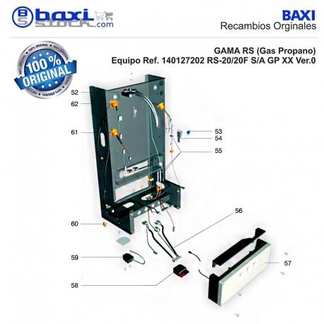 TARJETA ELECTRONICA RSF-20/20 (V.00)