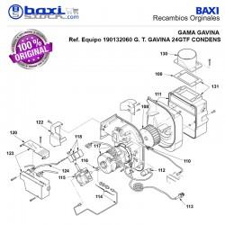 TUBO GASOIL BRF 5218-5224 VI