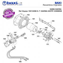 CABLES ELECTRODOS BRF 5218-5224 VI