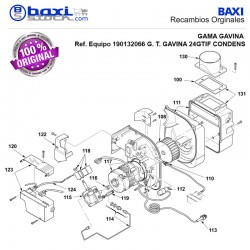 CODENSADOR 4,5 µf BRF BRF 5218-5224 VI