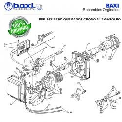 CAJA DE CONTROL MO 550 CRONO