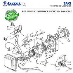MOTOR CRONO 15 L/L2/G-20 L/L2