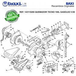 REGISTRO DE AIRE TECNO 70-100-130