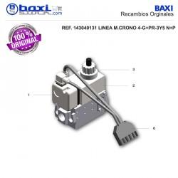 FILTRO PARA RAMPA DE GAS MBDLE403B01