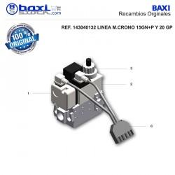 FILTRO PARA RAMPA DE GAS MBDLE 405/07 B01