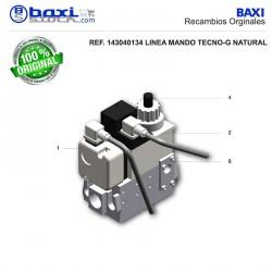 PARTE FILTRANTE RAMPA DE GAS MBDLE 412