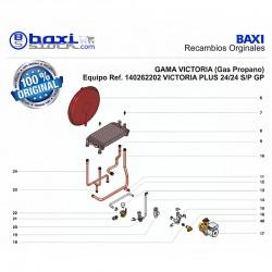 VASO DE EXPANSIÓN VICTORIA 24/24/NEOBIT 24/24
