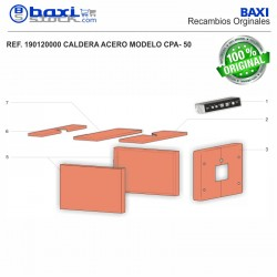 PANEL FRONTAL CPA 50-70-100