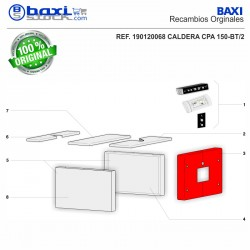PANEL FRONTAL CPA 130-160-200