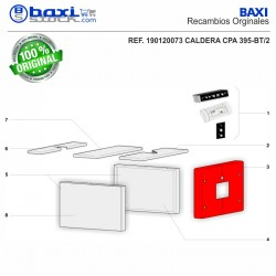 PANEL FRONTAL CPA 250-300-350