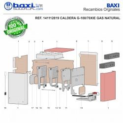 VÁLVULA DE GAS VR4601C B 1024 G100