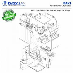 JUNTA GAS POWER HT/BIOS 85-100F